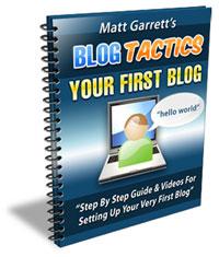 Blog Tactics